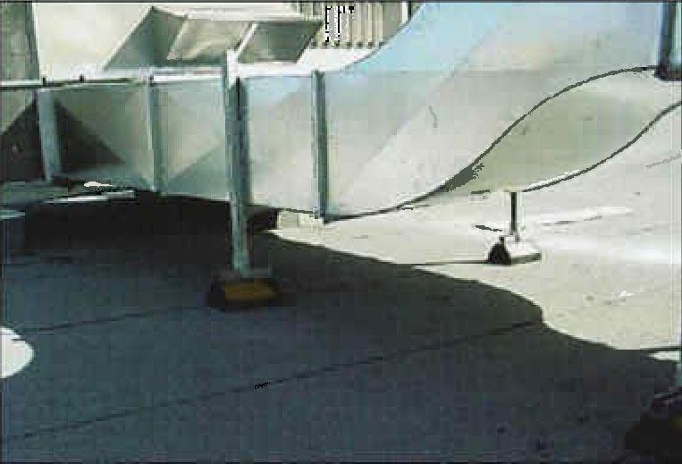 Model Dsa20 57102 Dsa Duct Support Series
