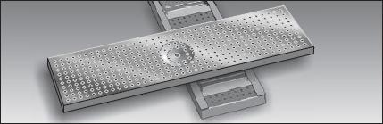 Model T1400 Pg Rg Reinforced Perforated Galvanized