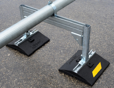 C-PORT Roof Pipe Supports