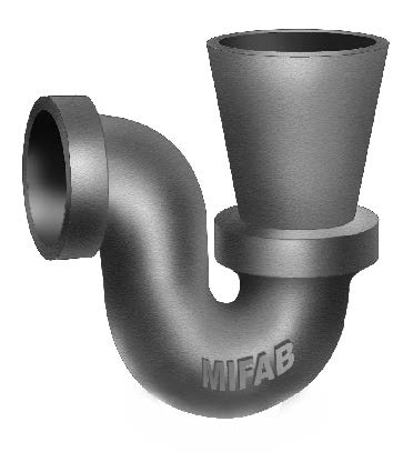 Model Mi 941 Mi 940 Deep Seal Trap With Funnels