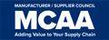 MCAA logo