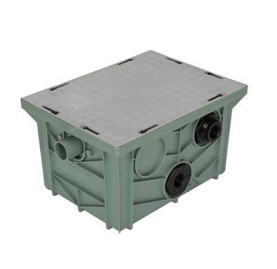 LIL-O LIL MAX HDPE Oil Interceptor