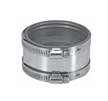 Transition Shielded Couplings