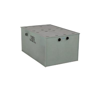 MI-O-HU Oil Interceptor with Integral Oil Storage Tank