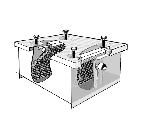 MI-FISH Fish Scales Interceptor