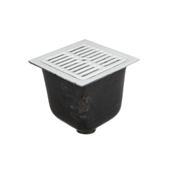 FS1740 Floor Area and Indirect Sanitary Waste Drain 12″ x 12″ x 10″
