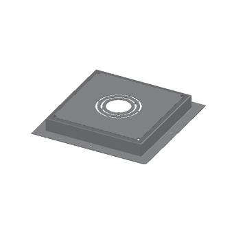FS1959 Floor Sink Installation Stabalization Plate 8″ x 8″