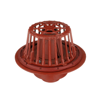 R1200-F Large Sump Flow Controlled Roof Drain with Parabolic Weir