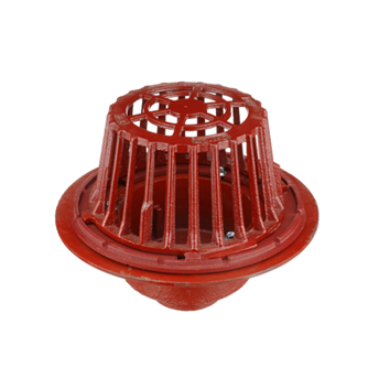 R1200-EU Large Sump Roof Drain with Adjustable Extension