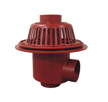 R1200-SO Large Sump Dual Outlet Drain