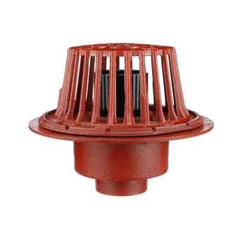 R1200-W Large Sump Roof Drain with Adjustable Internal Standpipe Dam