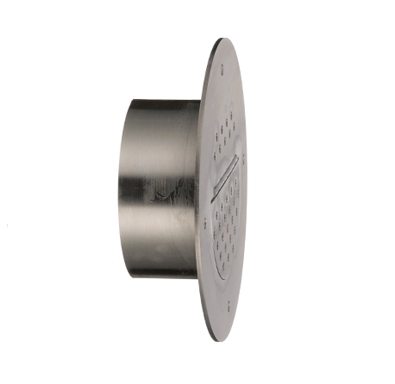 R1960 Downspout Nozzle with Perforated Cover