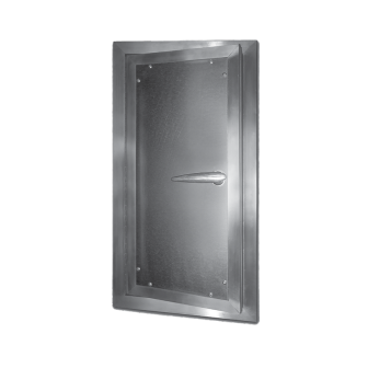 WID Exterior Access Door/Walk-In Door