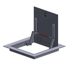 FHA/FHG Floor Access Door