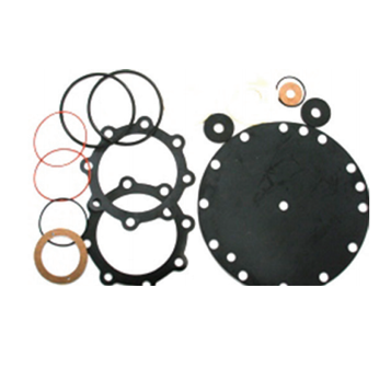 Rubber Repair Kit FRP #6CM Cast Iron Design