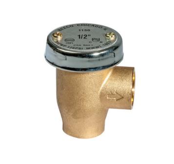 ASVB Anti-Siphon Vacuum Breaker