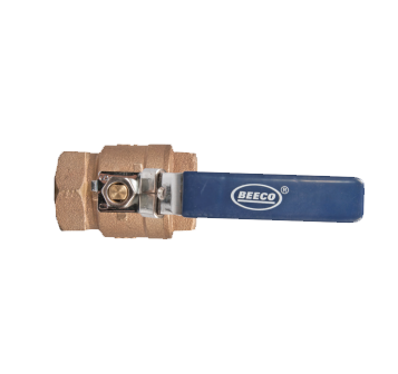 BV-SWT-BRZ Solder Connections Bronze Ball Valve
