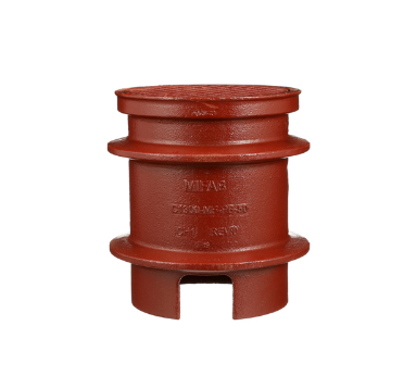 C1300-MF Heavy Duty Access Housing with Anchor Flange