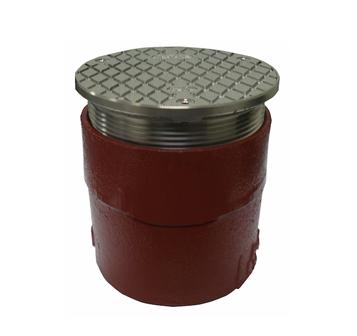 C220-R 5″ Round Adjustable Cleanout