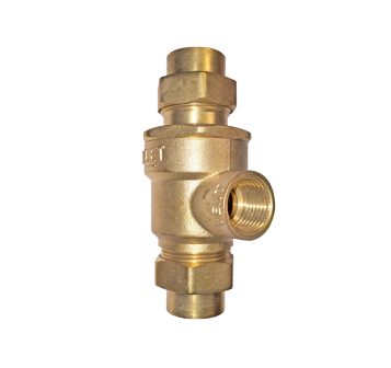 DCAV Dual Check Valve with Atmospheric Vent
