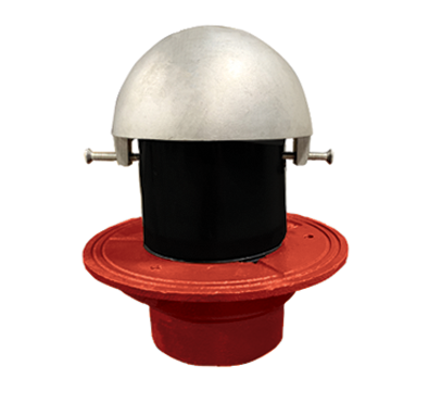 F1100-W(D) Overflow Drain with Standpipe (Optional Dome)