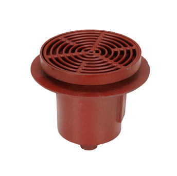 F1350 Drain with 12″ Adjustable Grate/Extra Deep Sump