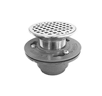 FD212TC-49 Heavy Duty Shower Drain
