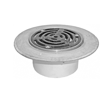 FD230-WF Wood Deck Floor Drain