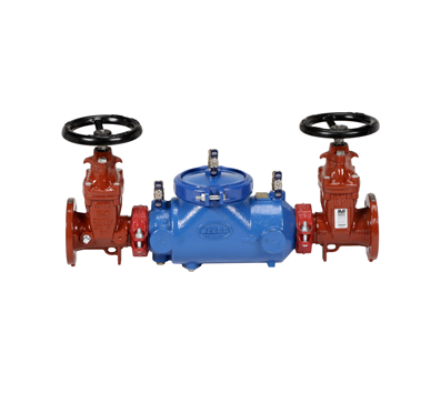 "FDC (2 ½""-10″) Double Check Backflow Assembly"