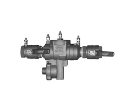 "FRP (½""-2″) Reduced Pressure Zone Backflow Assembly"
