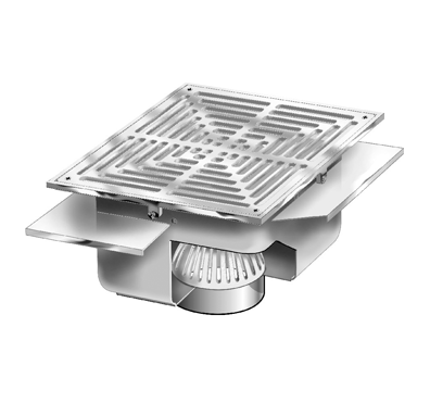 Stainless Steel Floor Sinks