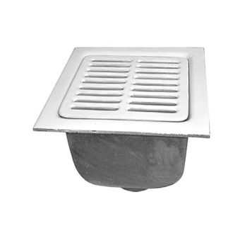 FS720 12″ x 12″ x 6″ Deep Floor Sink