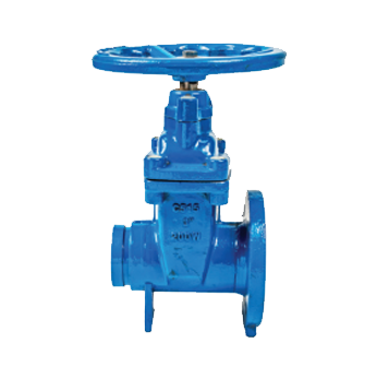 GV-FXG-NRS Flanged By Grooved NRS Gate