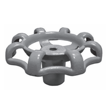HY-9003 Cast Iron Wheel Handle Only