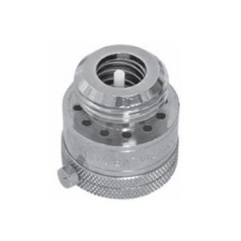 HY-9005-CP-NPB Polished Chrome Plated Vacuum Breaker