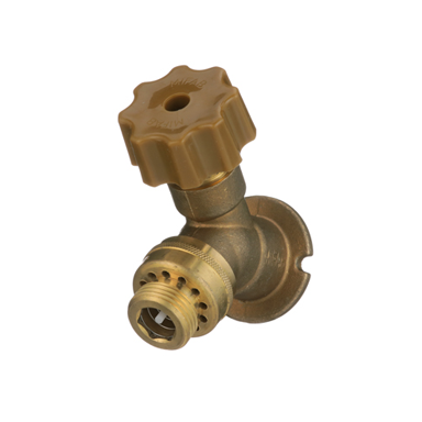 HY-9040-NPB Low Brass Wall Faucet 1/2″ Connection
