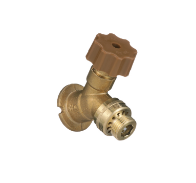 HY-9041-NPB Low Brass Wall Faucet 3/4″ Connection