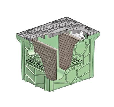 Sediment and Solid Interceptors