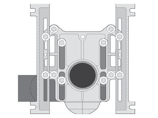 MC-10 Horizontal, Adjustable Water Closet Carrier