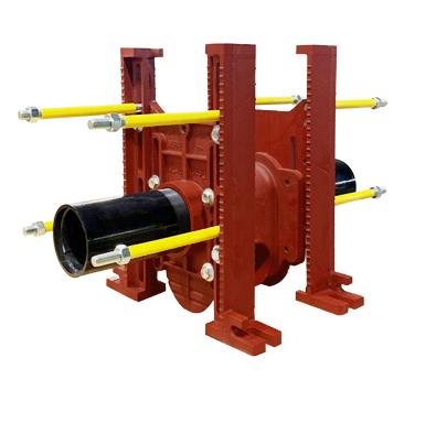 MC-10D Double, Horizontal Adjustable Water Closet Carrier