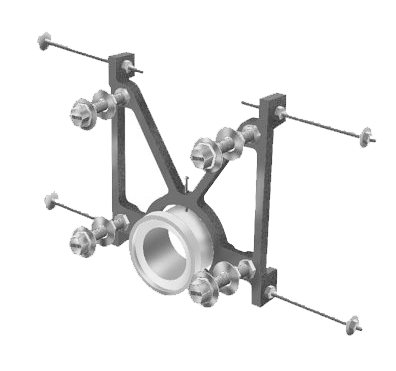 Residential Fixture Carriers