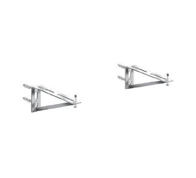 MC-56-LP Single Wall Mounted Support