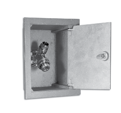 MHY-95 Flush Mounted Wall Box