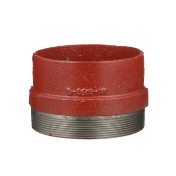 MI-850 Cast Iron No Hub to Male Threaded Adaptor