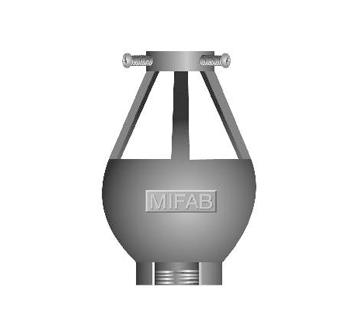 MI-CAG Cast Iron Fixed Air Gaps