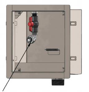 MI-DIAL-LD Dialysis Box with One Valve