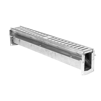 P6030 3″ Wide Stainless Steel Body & System