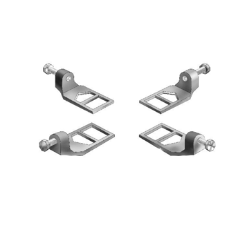 R1800 Membrane Clamp Lockdown Clamps