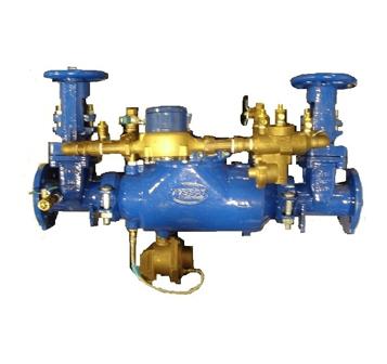 "RPDA (2 ½""-10″) Reduced Preesure Zone Backflow Detector Assembly"