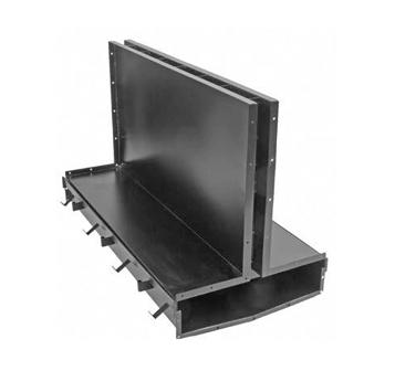 T2000-SD-31H 31″ Deep, 24″ Fabricated Steel Body Slot Drain